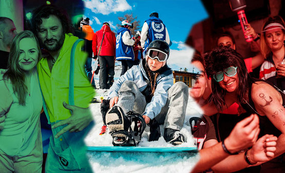 Włochy | Val di Sole | #ski and party